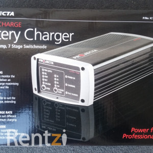 Projecta 12 Volt, 15 amp battery charger