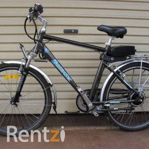 Lancaster Assist Electric Bicycle 26 inch