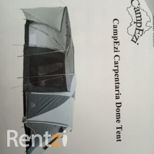 Campezi - 'Carpentaria' 10 man dome tent